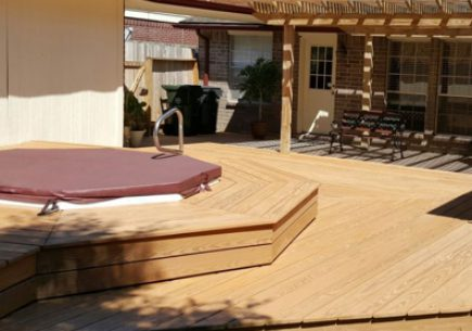Deck, Dock and Fence Restoration/Repair Texas