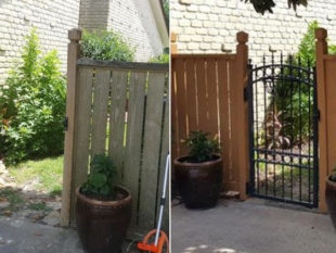 Gate and Fence Restoration