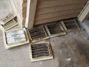 vent cover mold
